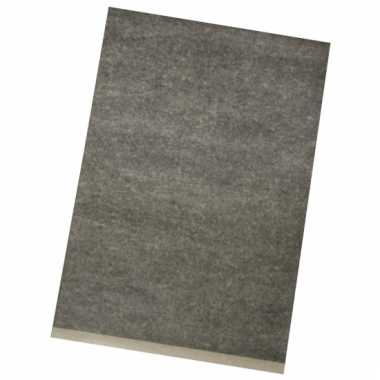 Overtrek papier a-4 10 stuks
