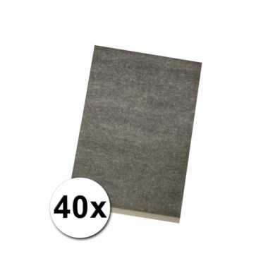 Overtrek papier a-4 40 stuks