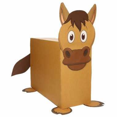 Paard surprise maken startpakket