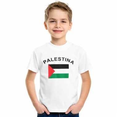 Palestijnse vlaggen t-shirts voor kinderen