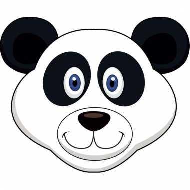 Panda maskers knutselen pakket
