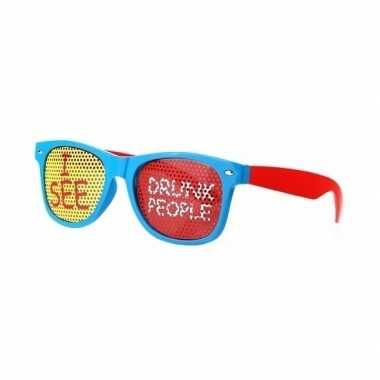 Partybrillen i see drunk people
