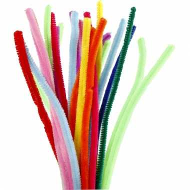 Pijpenragers kleuren 30 cm 200 st