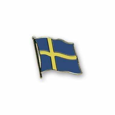 Pin speldjes van zweden