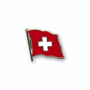 Pin speldjes van zwitserland