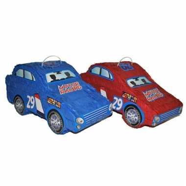 Pinata van een race auto