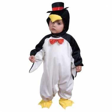 Pinguin jumpsuit kleuters