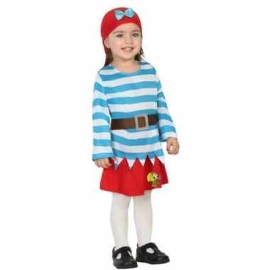 Piraten pakje voor meisjes peuters
