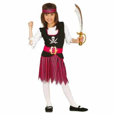 Piraten rokje met hesje voor meisjes