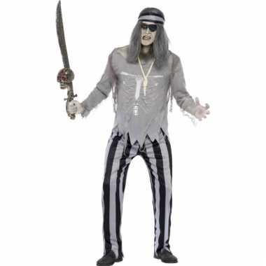 Piraten spook/zombie kostuum