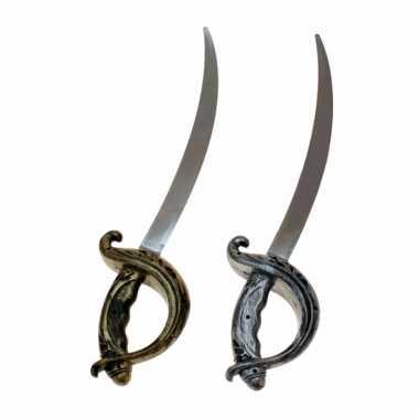 Piraten zwaardjes 53 cm