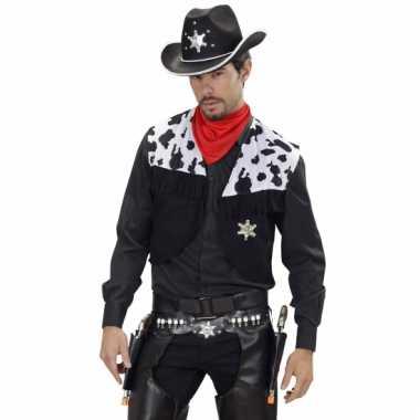 Pistolen holster western