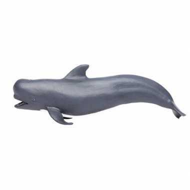 Plastic dieren dolfijntje14 cm