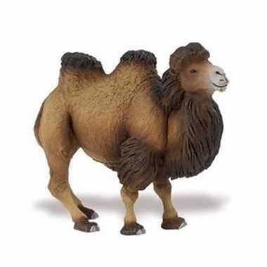 Plastic dieren kameeltje 11 cm