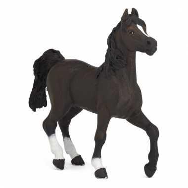 Plastic papo arabieren paardje 13 cm