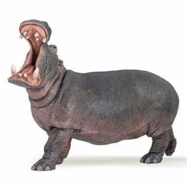 Plastic papo dier nijlpaard
