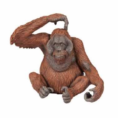 Plastic papo dier orang-oetan 9 cm
