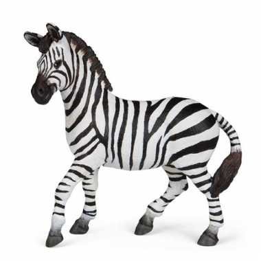 Plastic papo dier zebra