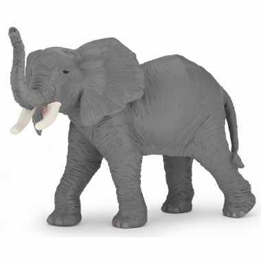 Plastic papo olifant dier 8 cm