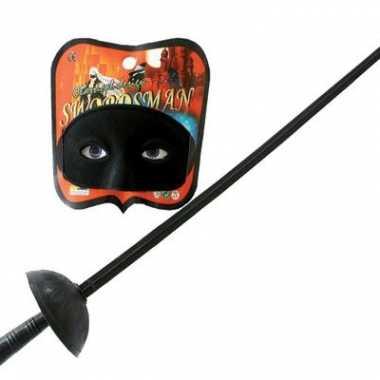 Plastic sabel zwaard