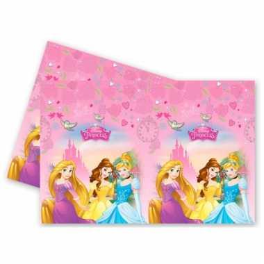 Plastic tafelkleed disney princess