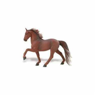 Plastic tennessee paarden 13 cm