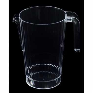 Plastic waterkan 1,5 liter