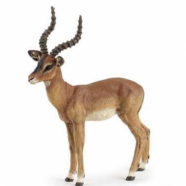Plastic wilde dieren impala 11 cm