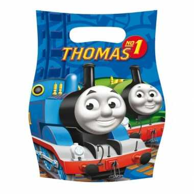 Plastic zakjes thomas de trein