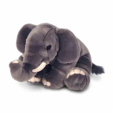 Pluche grote olifant 110 cm