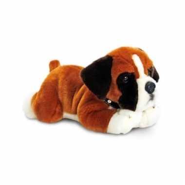 Pluche knuffel boxer 35 cm