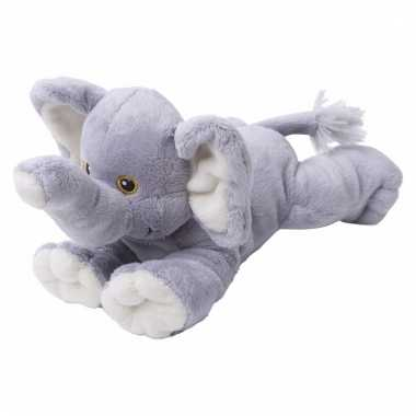Pluche olifant knuffeldier 22cm