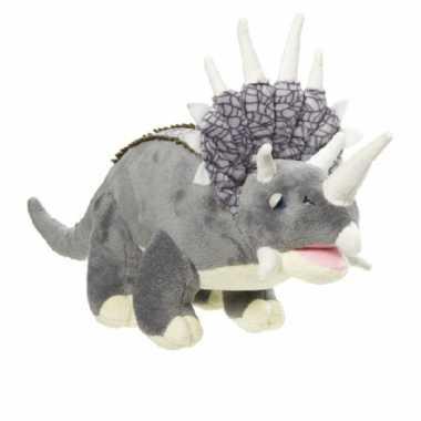 Pluche triceratops 42 cm