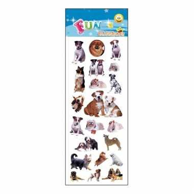 Poezie album stickers honden