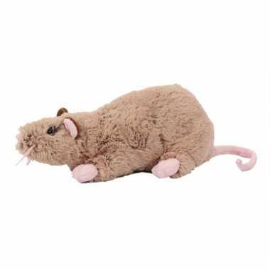 Rat knuffelbeest 22 cm
