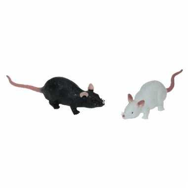 Rat van rubber 11 cm