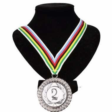 Regenboogtrui kleuren nr. 2 halslint wereldkampioen