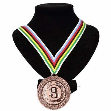 Regenboogtrui kleuren nr. 3 halslint wereldkampioen