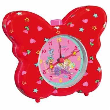 Rode vlinder alarmklok