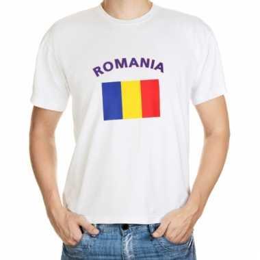 Roemenie vlag t- shirts