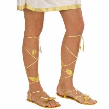 Romeinse sandalen volwassenen