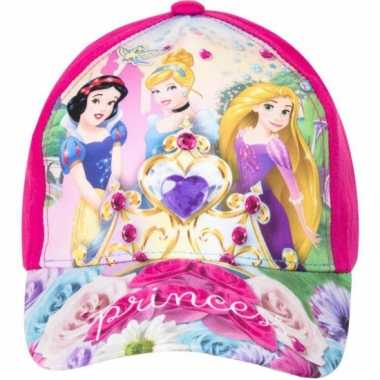 Roze kinderpet van disney princess