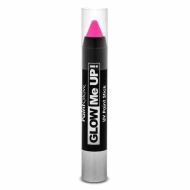 Roze make-up stift blacklight