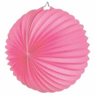 Roze party lampionnen