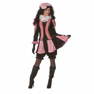 Roze pieten pak voor dames