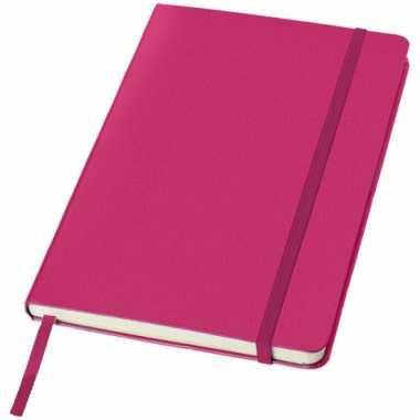 Roze schriften a5 formaat