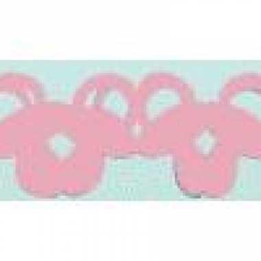 Roze speen slinger