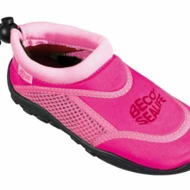 Roze surf schoenen voor meisjes