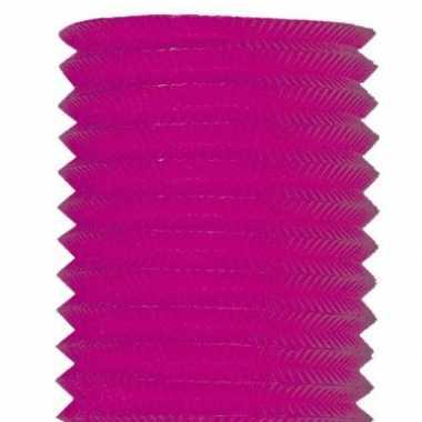 Roze treklampion 20 cm