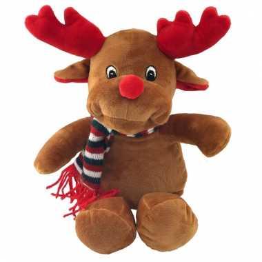 Rudolph rendier knuffel 26 cm
